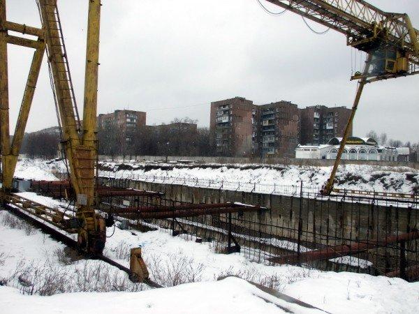 В Донецке может уйти под воду недостроенная станция метро вместе с объектом «Евро-2012» (фото), фото-5