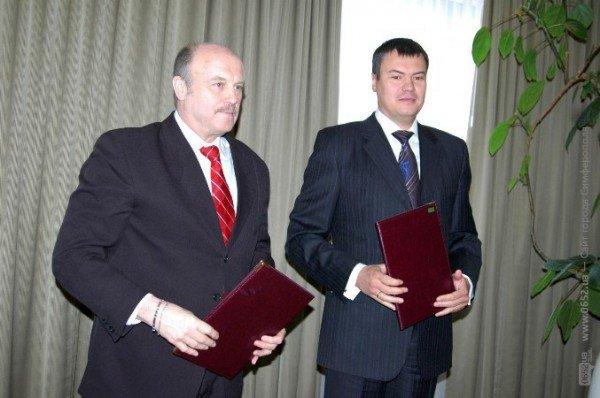 Могилев не встретился с чешской делегацией из-за прорванного трубопровода (фото), фото-4