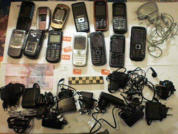 В Харьковском СИЗО изъяли целую партию запрещенных предметов (фото), фото-1