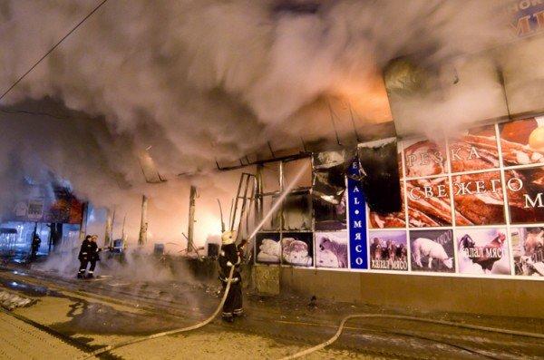 Как в Донецке горел «Истамбул» - уникальные фото, снятые очевидцем (фото), фото-6