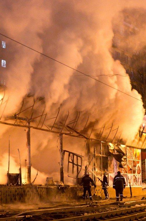 Как в Донецке горел «Истамбул» - уникальные фото, снятые очевидцем (фото), фото-7