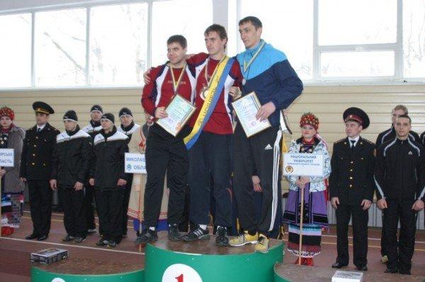 Крымские пожарные стали чемпионами Украины (фото), фото-2