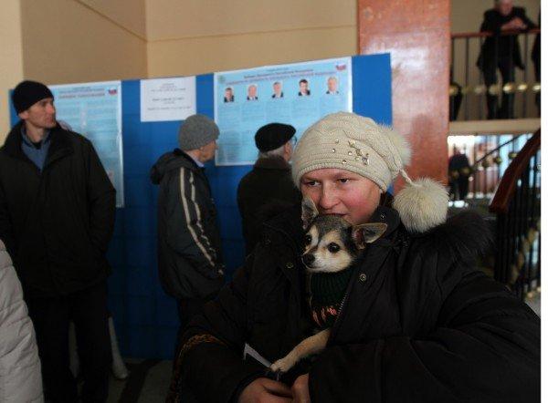 Как в Донецке выбирали президента России (фото), фото-3