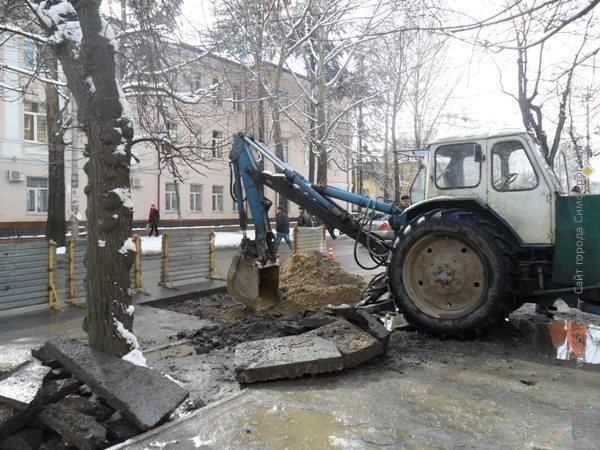 Движение по улице Павленко Симферополя затруднено (фото), фото-2