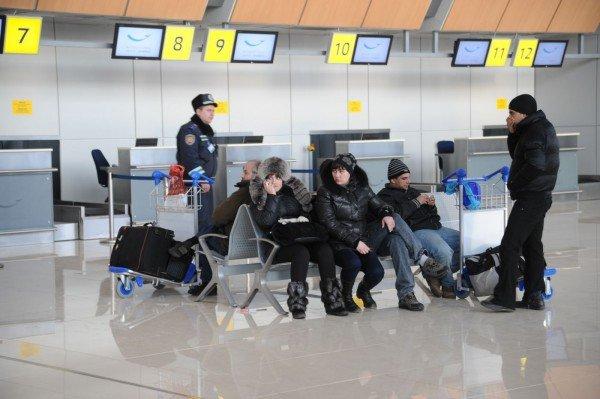 Харьков готовится к Евро-2012. Обновленный аэропорт (фоторепортаж), фото-6