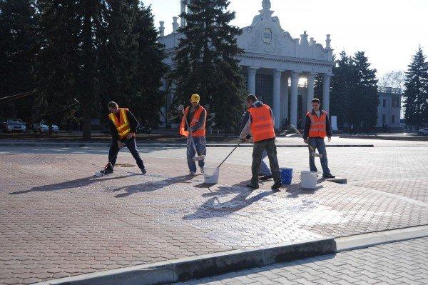 Харьков готовится к Евро-2012. Обновленный аэропорт (фоторепортаж), фото-2