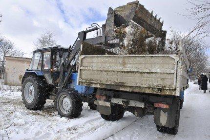 Передел мусора в Симферополе. За уборку свалок в городе теперь отвечает «РАФ+» (фото), фото-3