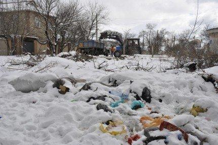 Передел мусора в Симферополе. За уборку свалок в городе теперь отвечает «РАФ+» (фото), фото-4