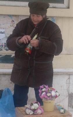 На продавців підсніжників полюватиме міліція Львова, фото-1