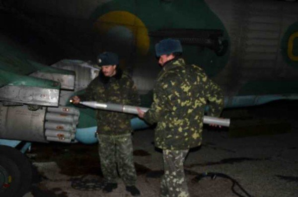 В Крыму закончили испытывать модернизированный вертолет Ми-24П (фото), фото-2
