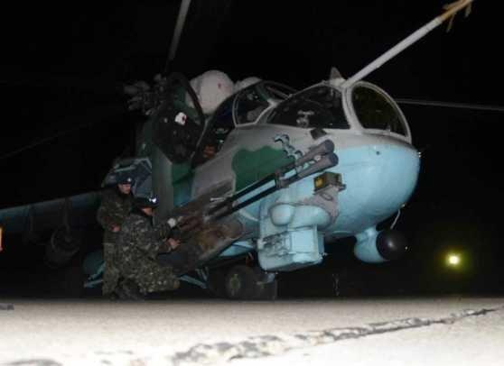 В Крыму закончили испытывать модернизированный вертолет Ми-24П (фото), фото-3