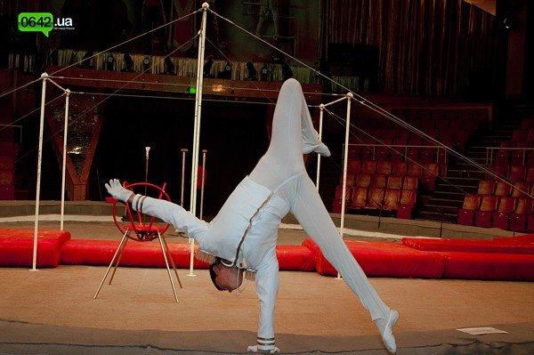 С 9-го марта луганских зрителей приглашают на новую программу «Мир Цирка» (ФОТО), фото-2