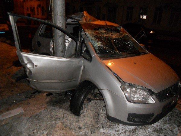 В Донецке на светофоре сбили пешехода - у 18-летнего парня перелом основания черепа (фото), фото-2