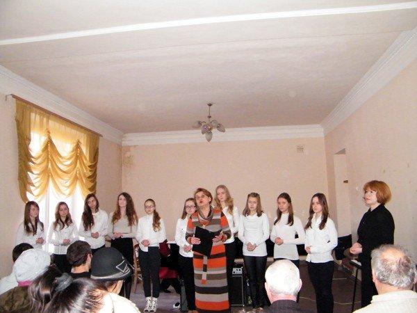 Музыкальная школа №1 преподнесла горловским  любителям классической музыки весенний подарок, фото-5