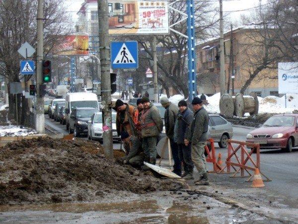 Изношенная водопроводная сеть Донецка уже не выдерживает  перепад температур (фото), фото-5