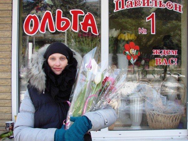 В Артемовске сотрудники ГАИ «выписывали» 8 Марта цветочно-конфетные штрафы (ВИДЕО), фото-12