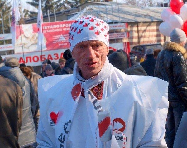 Цветы и торт к Тимошенко 8 марта не попали (фоторепортаж), фото-5