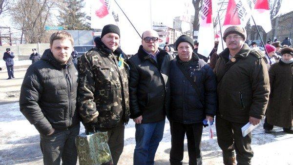 Горловская Батькивщина поздравила Юлию Тимошенко с 8 Марта, фото-4