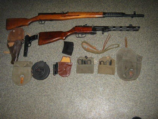 Харьковские пограничники задержали контрабандное оружие (фото), фото-2