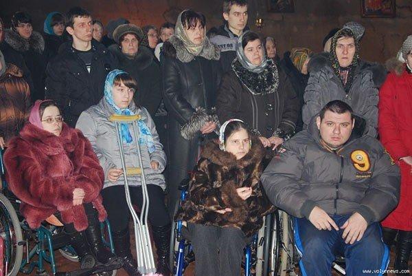 У Луцьку молилися за допомогою сурдоперекладача (ФОТО), фото-3