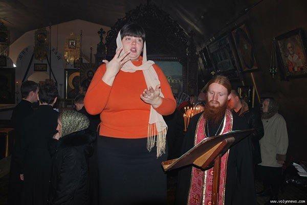 У Луцьку молилися за допомогою сурдоперекладача (ФОТО), фото-5