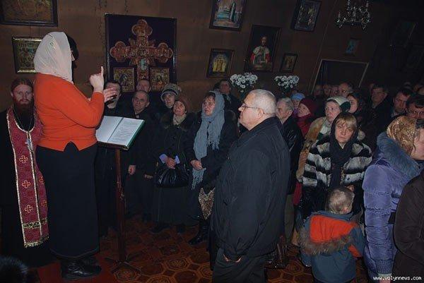У Луцьку молилися за допомогою сурдоперекладача (ФОТО), фото-6