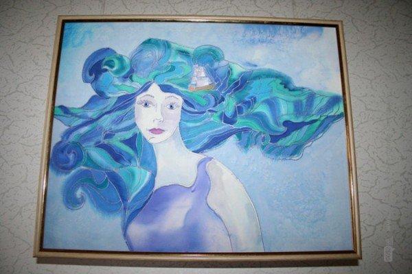 Молодые художники открыли симферопольцам внутренний мир женщины (фото), фото-2
