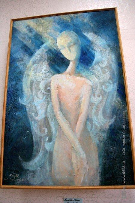 Молодые художники открыли симферопольцам внутренний мир женщины (фото), фото-7