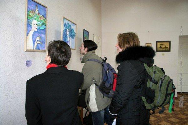 Молодые художники открыли симферопольцам внутренний мир женщины (фото), фото-10