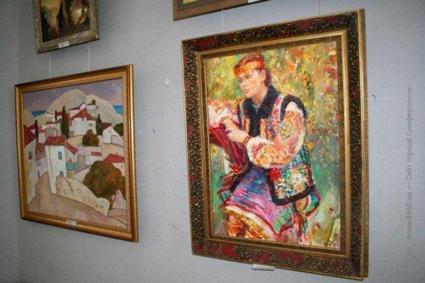 В Симферополе можно посмотреть «Весеннюю выставку» (фото), фото-4