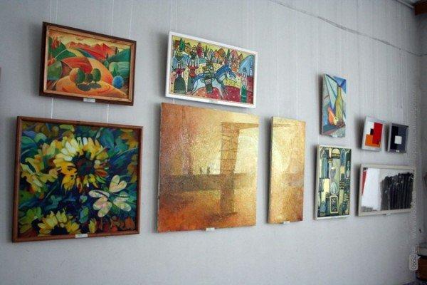 В Симферополе можно посмотреть «Весеннюю выставку» (фото), фото-10