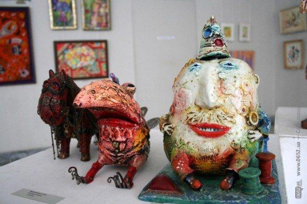 В Симферополе можно посмотреть «Весеннюю выставку» (фото), фото-11