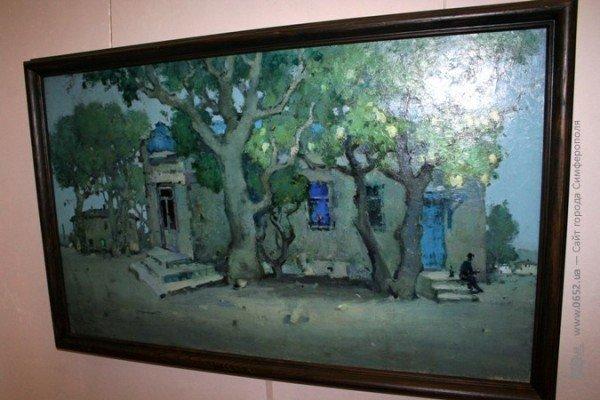 В Симферополе выставили работы художника, который исчез десять лет назад (фото), фото-2