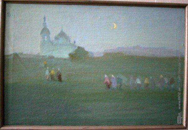 В Симферополе выставили работы художника, который исчез десять лет назад (фото), фото-5