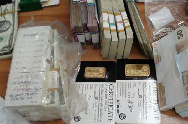 В Харьковской области раскрыт конвертационный центр (ФОТО), фото-1