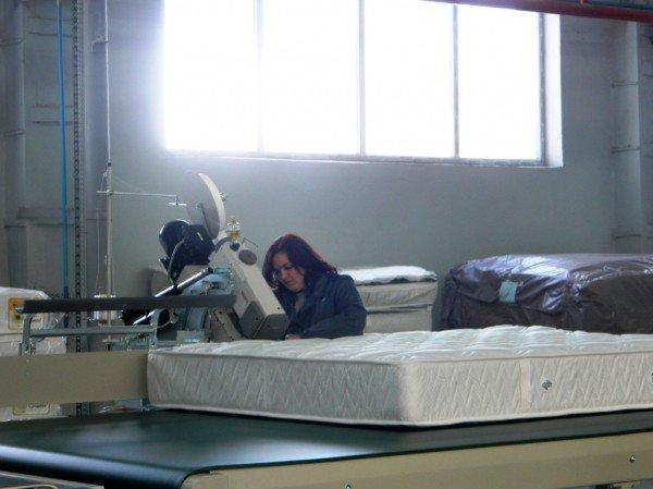 В Артемовске мебельная фабрика началась с матрасов, фото-1
