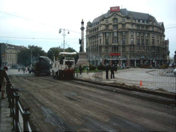 Викрили змову при проведені тендеру на ремонт проспекту Свободи, фото-1