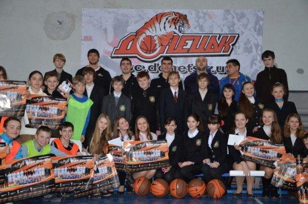 Донецкие «тигры» стали ближе к своим верным болельщикам (фото), фото-3
