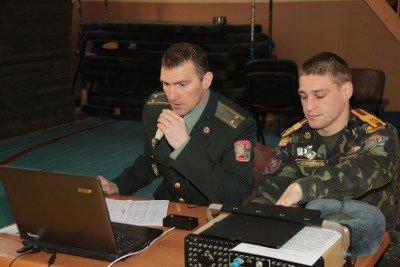До Львова з'їхались понад 90 найсильніших гирьовиків з української армії, фото-5