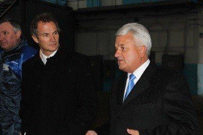 Британський посол оглянув виробництво Львівського автобусного заводу, фото-6