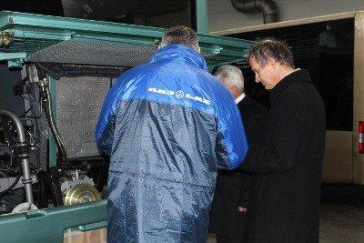 Британський посол оглянув виробництво Львівського автобусного заводу, фото-3