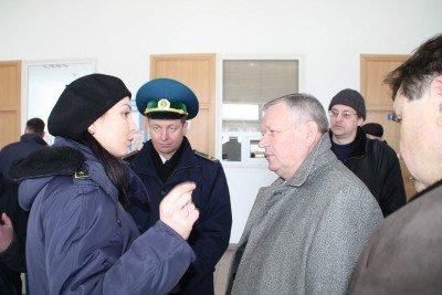 На Львівській митниці удосконалюють систему попереднього документального контролю, фото-1