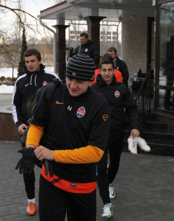 Мирча Луческу: Я жду очень сложного матча в Донецке (фото), фото-1