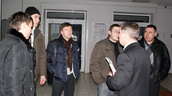 Мэр Горловки скрывает, зачем пригласил к себе студентов иняза. Те же не открывают тайну, боясь, что их отчислят, фото-2