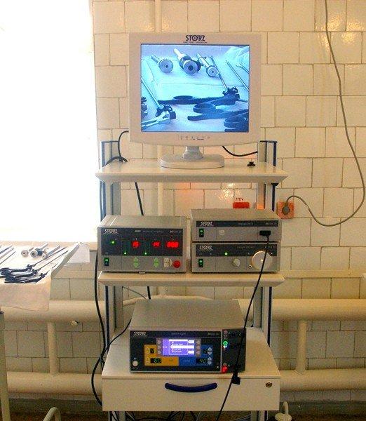 В Луганской горбольнице презентовали новое оборудование (ФОТО), фото-4