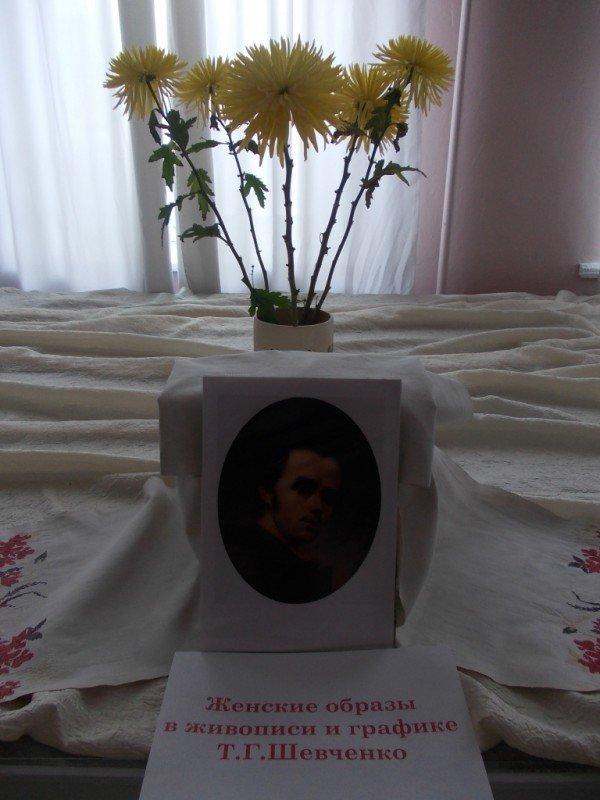 Глазами влюбленного Шевченко: в артемовском музее открыли выставку картин Кобзаря, фото-2