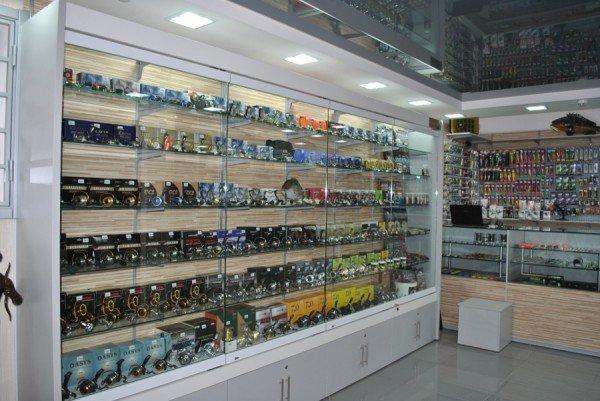 В Симферополе открылся мультибрендовый магазин товаров для активного отдыха «Охотник», фото-2