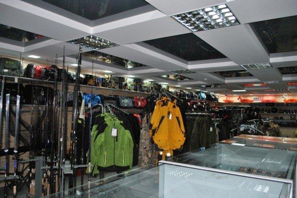 В Симферополе открылся мультибрендовый магазин товаров для активного отдыха «Охотник», фото-4