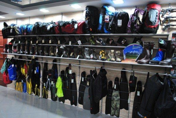 В Симферополе открылся мультибрендовый магазин товаров для активного отдыха «Охотник», фото-5