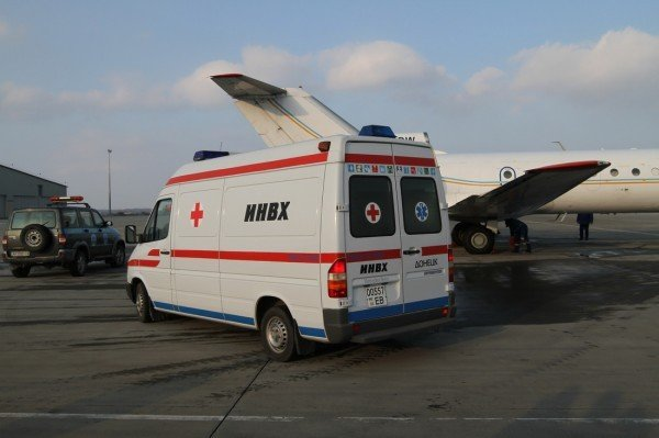 В Донецк привезли Оксану Макар (фото), фото-5